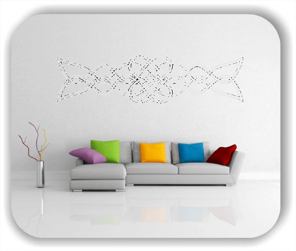 Wandtattoos Keltischer Knoten - Geltic Design - Motiv 8