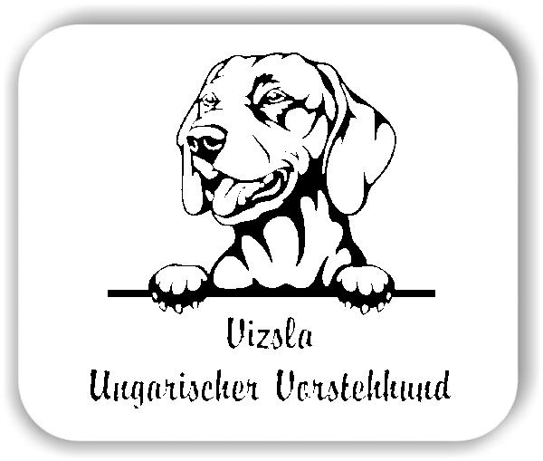 Wandtattoos Tiere - Hunde - Vizsla