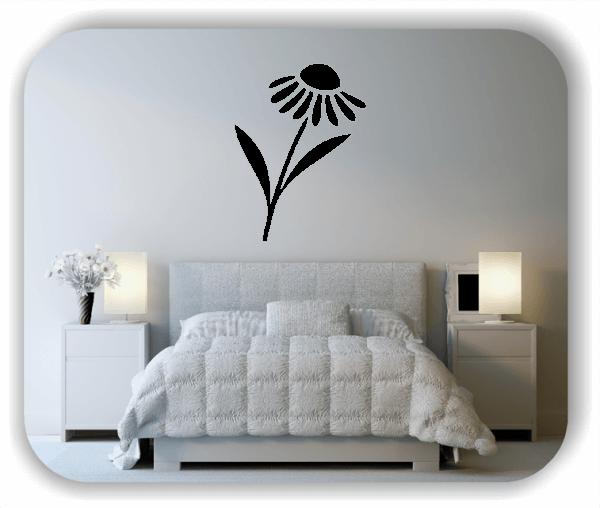 Schnittblumen Wandtattoos - ab 37x50 cm - Motiv 9045