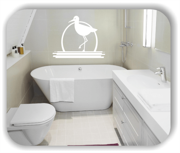Wandtattoos Tiere - Stolzer Vogel