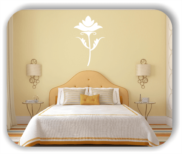 Schnittblumen Wandtattoos - ab 25x50 cm - Motiv 9026