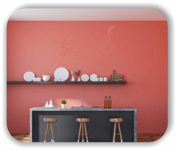 Wandtattoos Pflanzen - ab 50x32,5 cm - Motiv 3020
