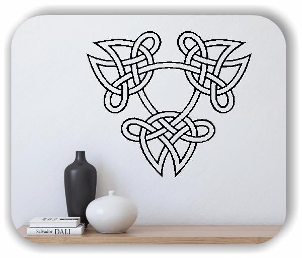 Wandtattoos Keltischer Knoten - Geltic Design - Motiv 55
