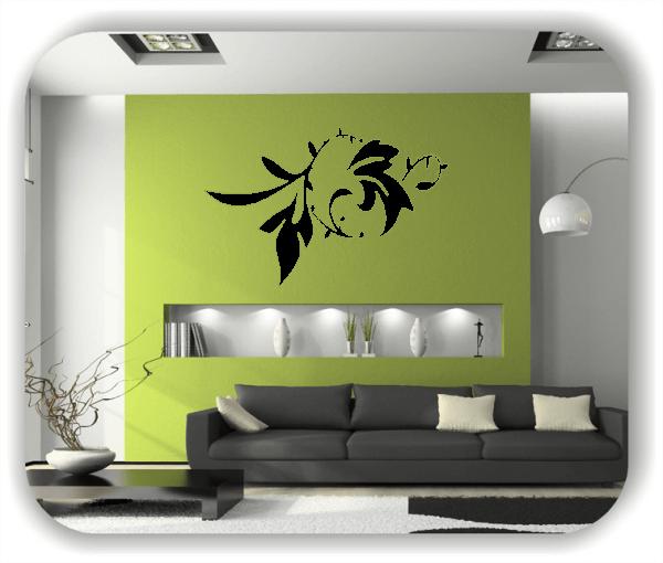 Wandtattoos Pflanzen - ab 50x32,5 cm - Motiv 3024
