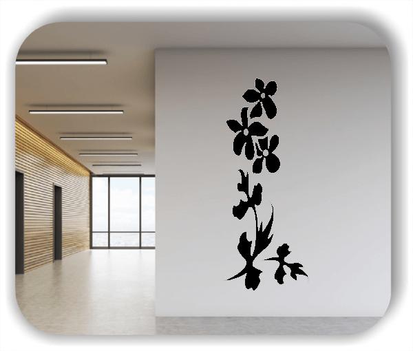 Wandtattoos Blätter & Blumen - Motiv 2886