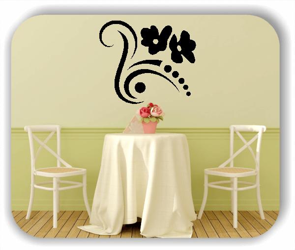 Wandtattoos Blätter & Blumen - Motiv 22