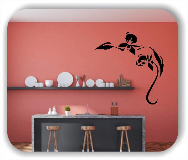 Wandtattoos Blätter & Blumen - Motiv 2885