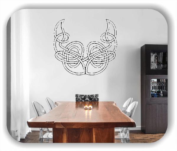 Wandtattoos Keltischer Knoten - Geltic Design - Motiv 54