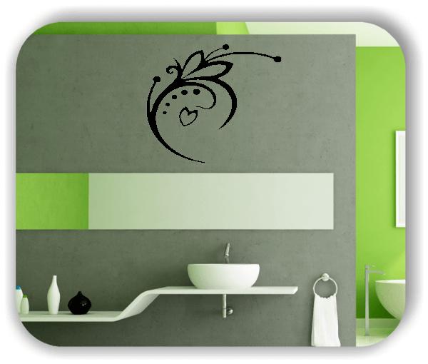 Wandtattoos Blätter & Blumen - Motiv 31
