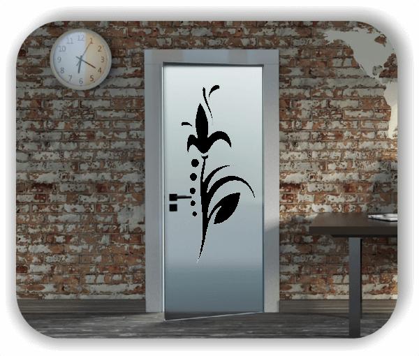 Wandtattoos Blätter & Blumen - Motiv 91