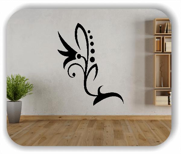 Wandtattoos Blätter & Blumen - Motiv 46