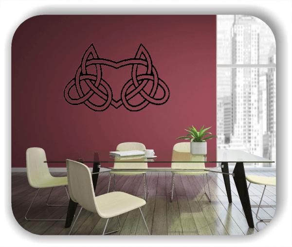 Wandtattoos Keltischer Knoten - Geltic Design - Motiv 43