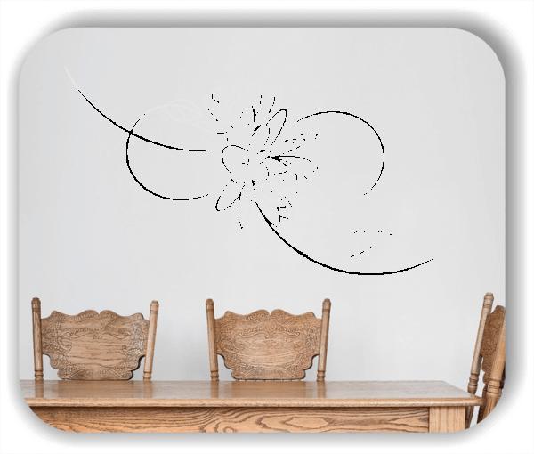 Wandtattoos Blätter & Blumen - Motiv 2919