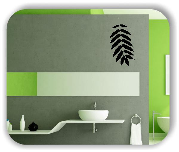 Wandtattoos Blätter - ab 50x97,5cm - Motiv 8236
