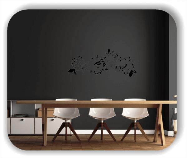 Wandtattoos Pflanzen - ab 50x21 cm - Motiv 3006