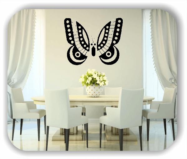 Wandtattoos Tiere - Schöner Schmetterling