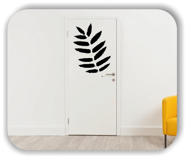 Wandtattoos Blätter - ab 50x70cm - Motiv 8247