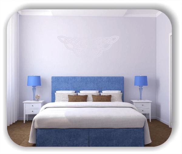 Wandtattoos Keltischer Knoten - Geltic Design - Motiv 25
