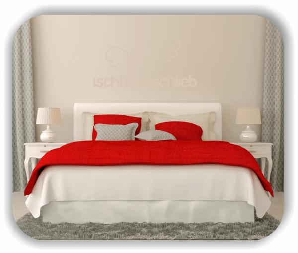 Wandtattoos Schlafzimmer - ischhabdschlieb