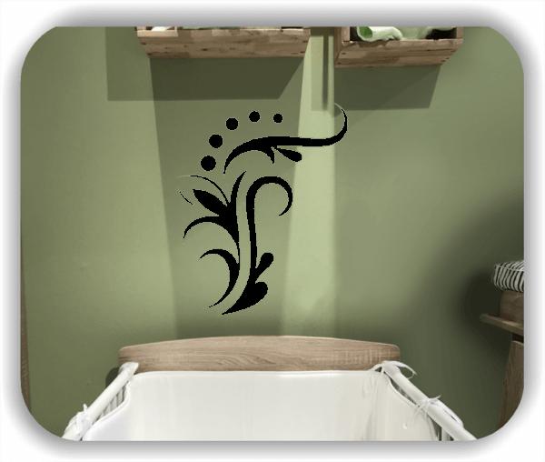 Wandtattoos Blätter & Blumen - Motiv 54