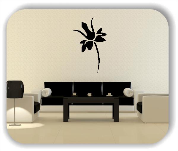 Schnittblumen Wandtattoos - ab 30x50 cm - Motiv 9033