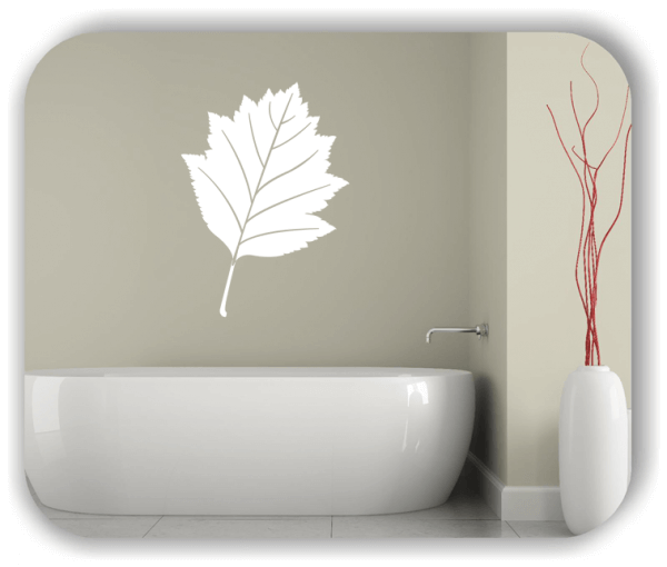 Wandtattoos Blätter - ab 50x70cm - Motiv 8244