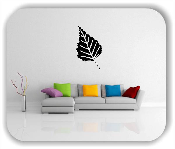 Wandtattoos Blätter - ab 50x83cm - Motiv 8204