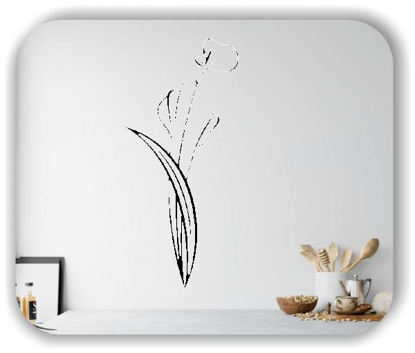Wandtattoos Blätter & Blumen - Motiv 2977