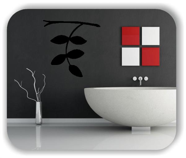 Wandtattoos Blätter - ab 50x50cm - Motiv 8222