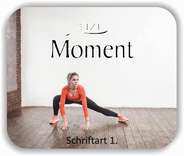 Wandtattoos – Sprüche & Zitate - Jetzt ist der beste Moment
