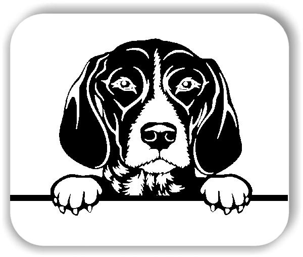 Wandtattoos Tiere - Hunde - Deutsch Kurzhaar - ohne Rassename