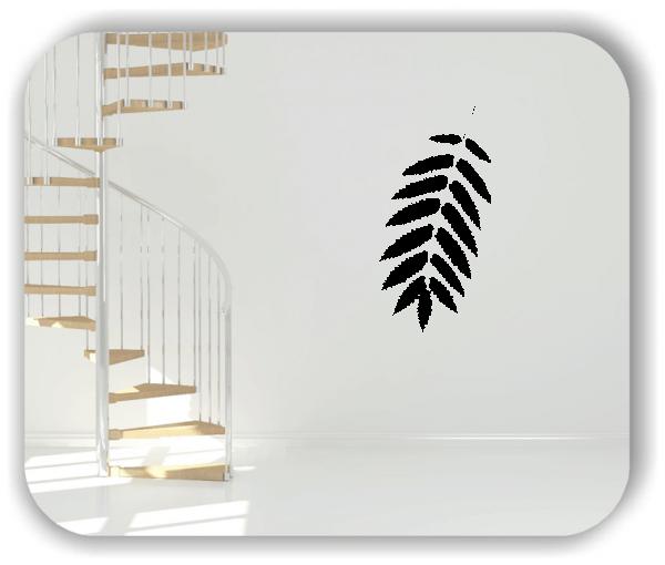 Wandtattoos Blätter - ab 50x97,5cm - Motiv 8238