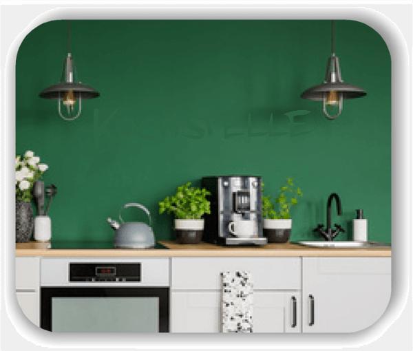 Wandtattoos Spruch Küche - Kochstelle