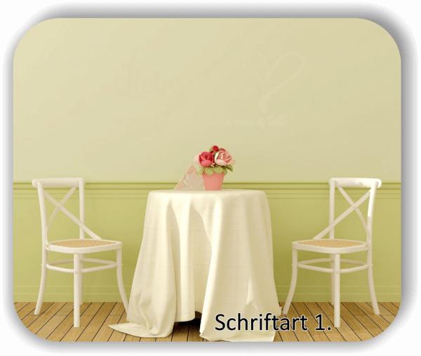 Wandtattoos - Sprüche & Zitate - Liebe ist das Einzige was...