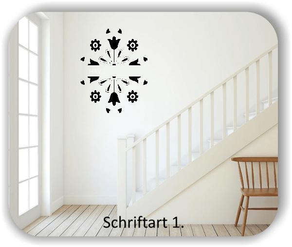 Wandtattoos - Sprüche & Zitate - Have a nice day
