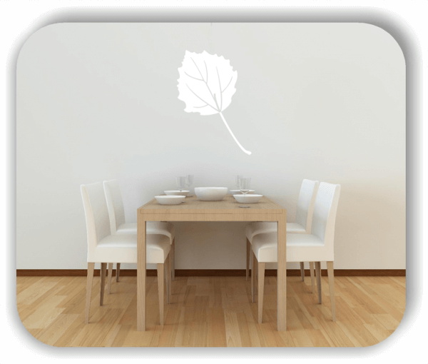 Wandtattoos Blätter - ab 50x70cm - Motiv 8243