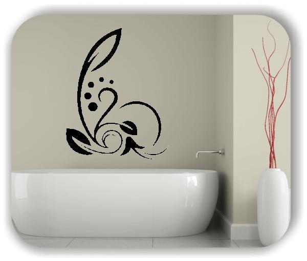 Wandtattoos Blätter & Blumen - Motiv 42