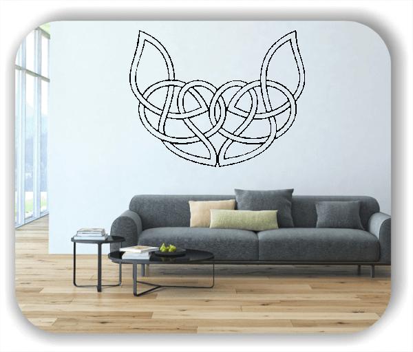 Wandtattoos Keltischer Knoten - Geltic Design - Motiv 51