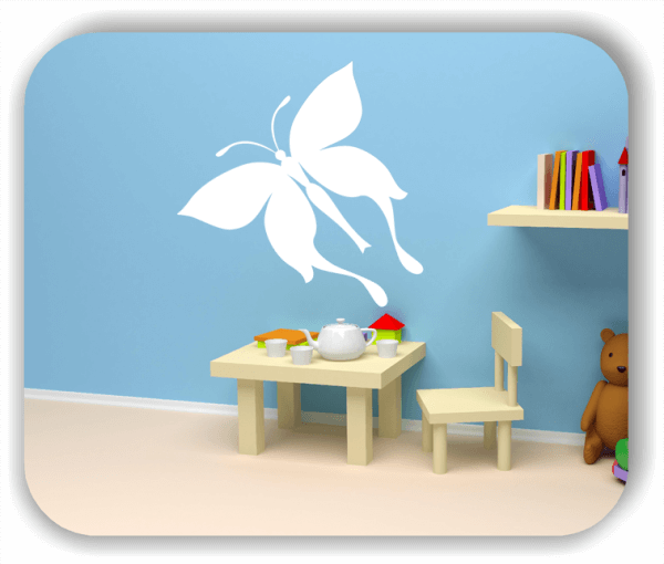 Wandtattoos Tiere - Schmetterling