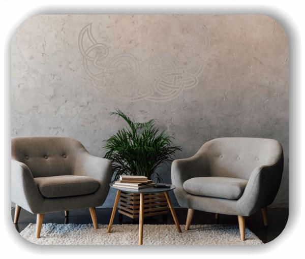 Wandtattoos Keltischer Knoten - Geltic Design - Motiv 42