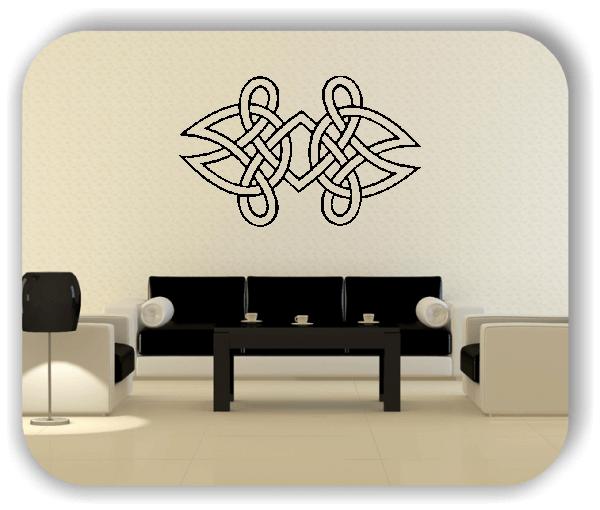 Wandtattoos Keltischer Knoten - Geltic Design - Motiv 38