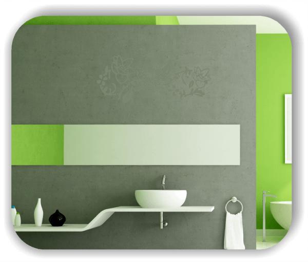 Wandtattoos Pflanzen - ab 50x21 cm - Motiv 3003