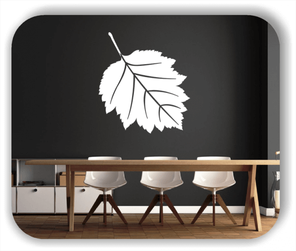 Wandtattoos Blätter - ab 50x55cm - Motiv 8256