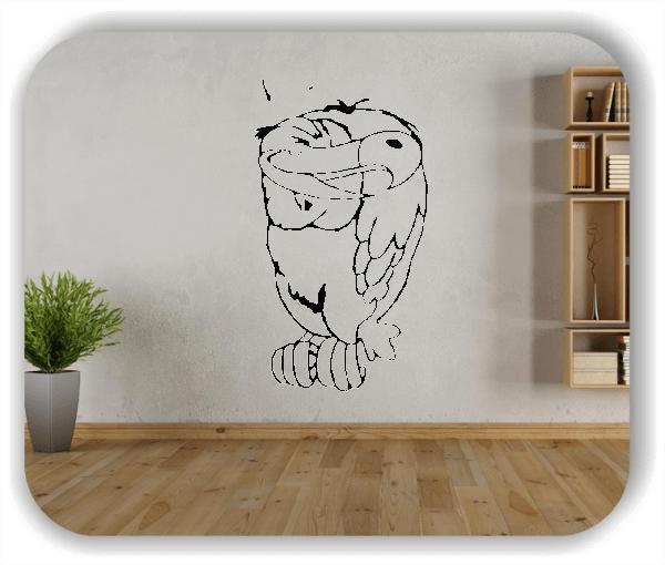 Wandtattoos Tiere - Vogel - Geier