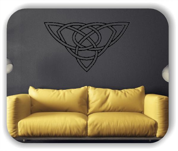 Wandtattoos Keltischer Knoten - Geltic Design - Motiv 41