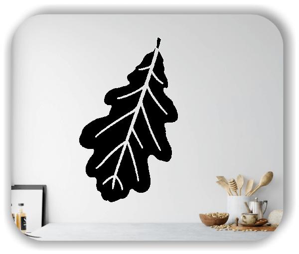 Wandtattoos Blätter - ab 50x83cm - Motiv 8202