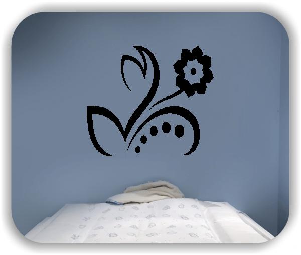 Wandtattoos Blätter & Blumen - Motiv 36