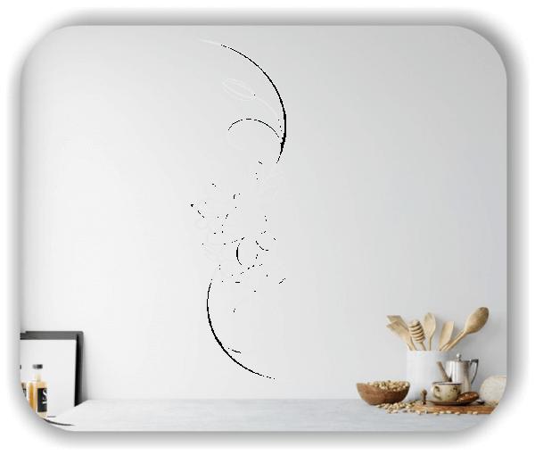 Wandtattoos Blätter & Blumen - Motiv 2945