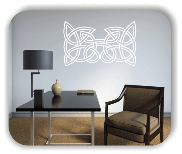 Wandtattoos Keltischer Knoten - Geltic Design - Motiv 36