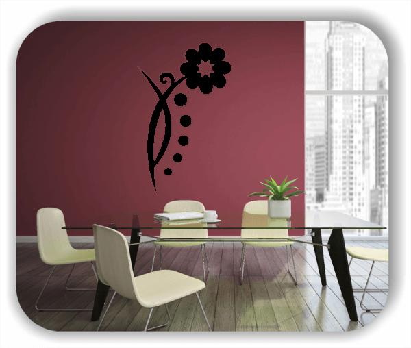 Wandtattoos Blätter & Blumen - Motiv 59